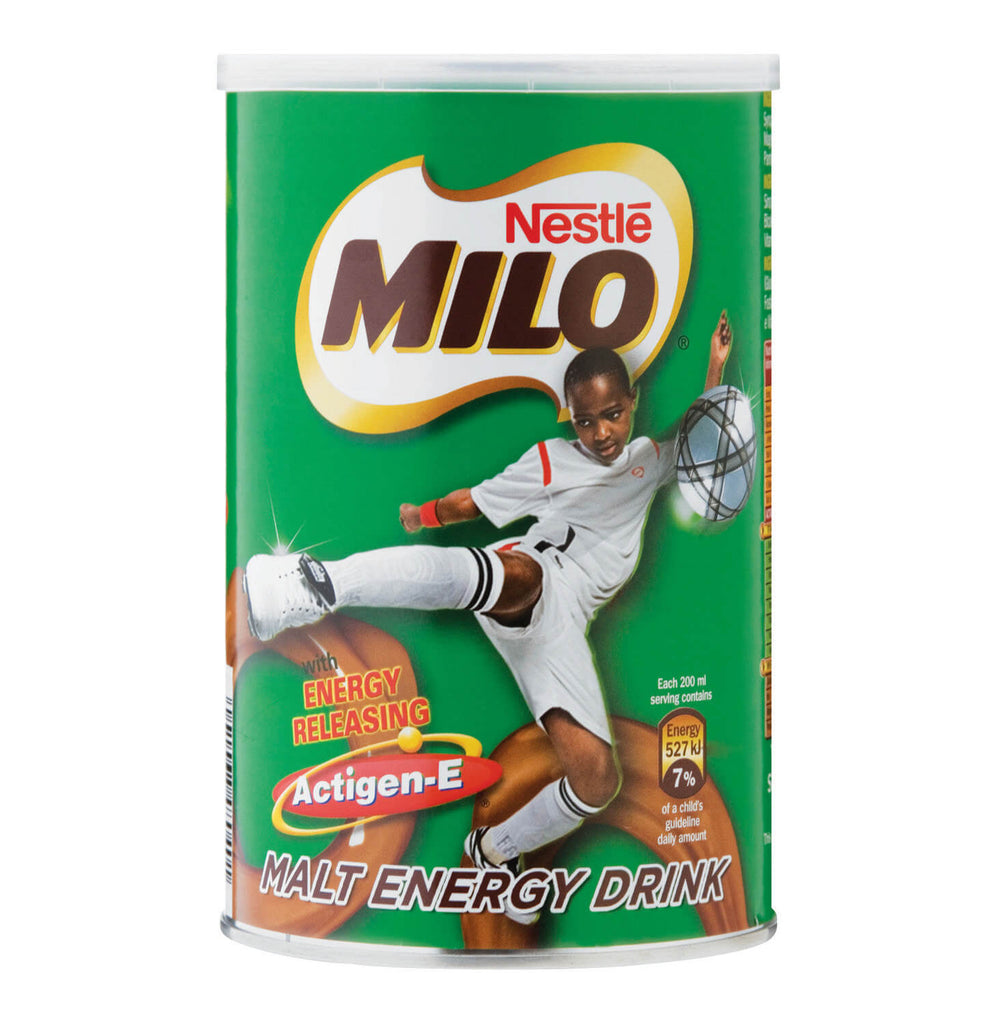 Nestle Milo - Powdered Drink Large Cannister (Kosher) (CASE of 6 x 500g)