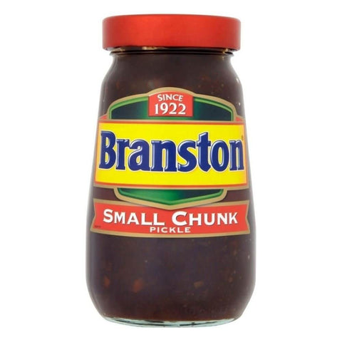 Branston Small Chunk Pickle (CASE of 6 x 520g)