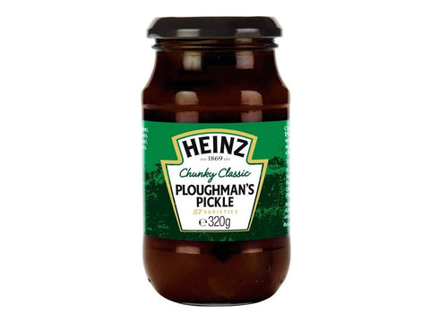 Heinz Ploughmans Chunky Classic Pickle (CASE of 8 x 320g)