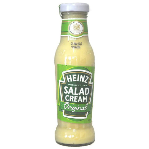 Heinz Original Salad Cream (CASE of 12 x 285g)