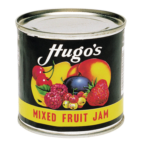 Hugos Mixed Fruit Jam (Kosher) (CASE of 12 x 450g)