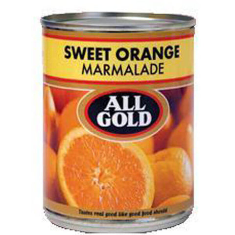 All Gold Sweet Orange Marmalade (Kosher) (CASE of 12 x 450g)