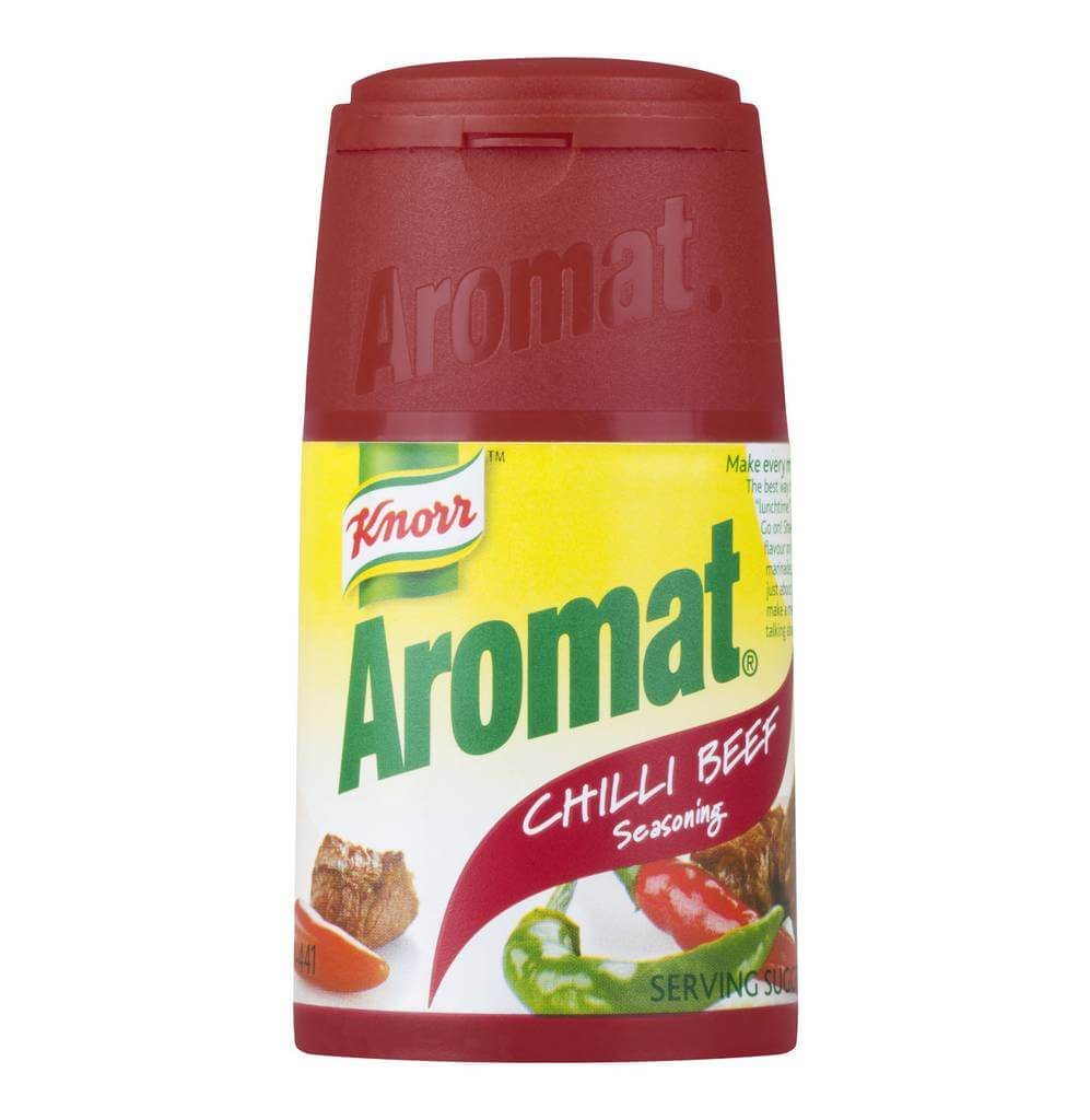 Knorr Aromat Chilli Beef Seasoning (CASE of 10 x 75g)