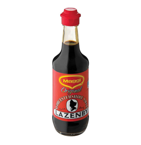 Maggi Lazenby Worcester Sauce - Original  (CASE of 6 x 250ml)