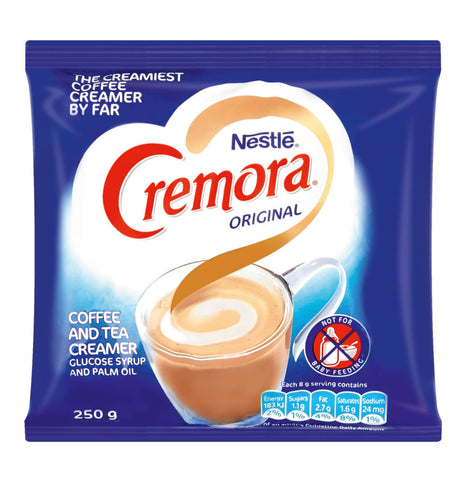 Nestle Cremora Coffee and Tea Creamer Bag (Kosher) (CASE of 16 x 250g)