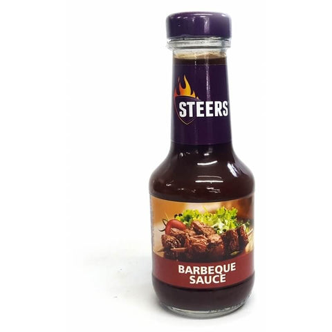 Steers Sauce - Barbeque (CASE of 6 x 375ml)