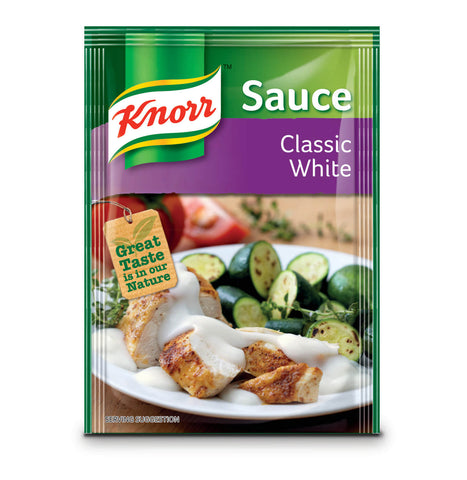 Knorr Sauce - Classic White Sauce  (CASE of 10 x 38g)