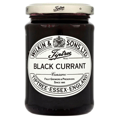 Wilkin and Sons Tiptree Black Currant Conserve (CASE of 6 x 340g)