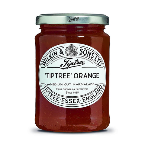 Wilkin and Sons Tiptree Orange Marmalade - Medium Cut (CASE of 6 x 454g)