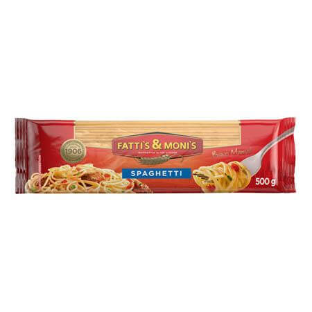 Fattis and Monis Spaghetti (CASE of 10 x 500g)