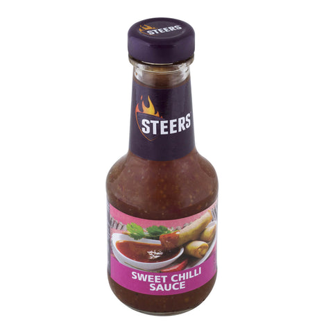 Steers Sauce - Sweet Chilli  (CASE of 6 x 375ml)