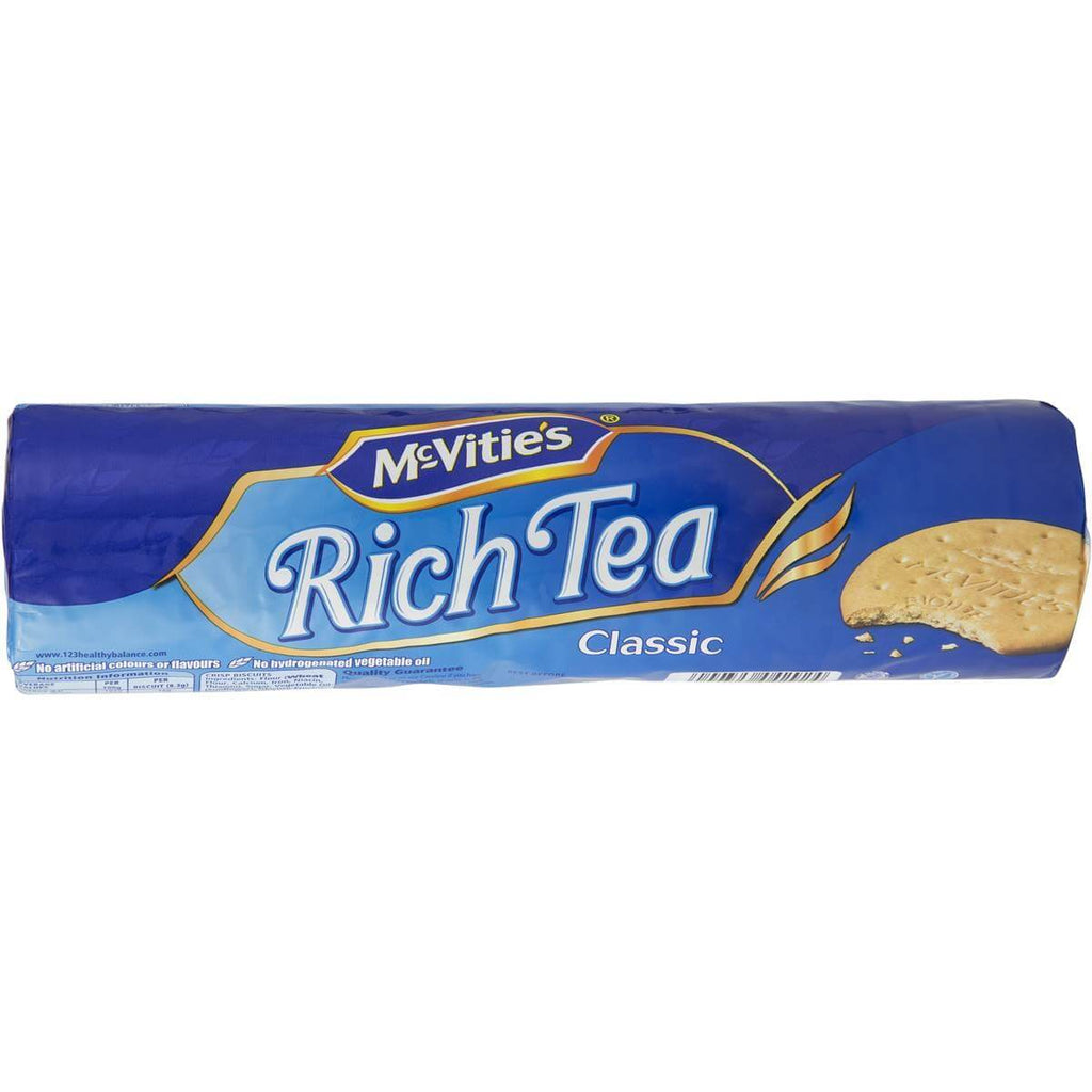 McVities Rich Tea Biscuits (CASE of 20 x 300g)