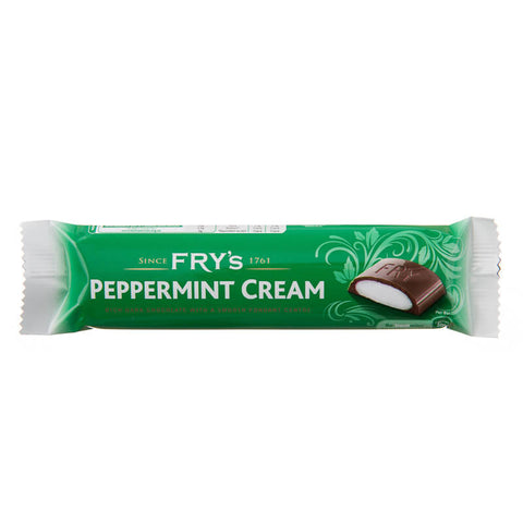 Frys Peppermint Cream (CASE of 48 x 49g)