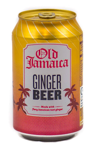 Old Jamaica Ginger Beer (CASE of 24 x 330ml)