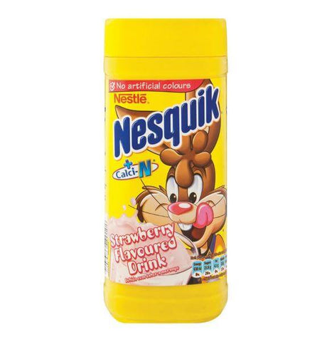 Nestle Nesquik - Chocolate Powder Medium Jar (Kosher) (CASE of 6 x 250g)