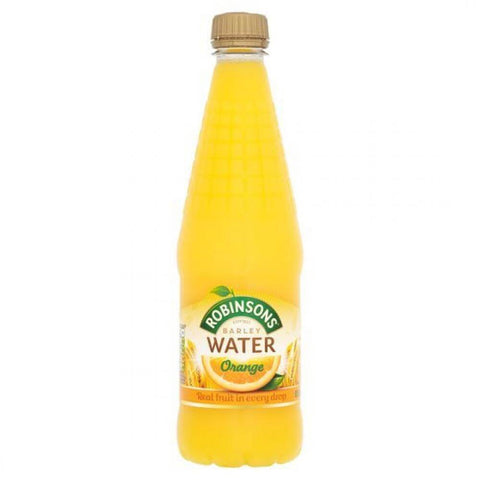 Robinsons Orange Barley Water (CASE of 12 x 850ml)