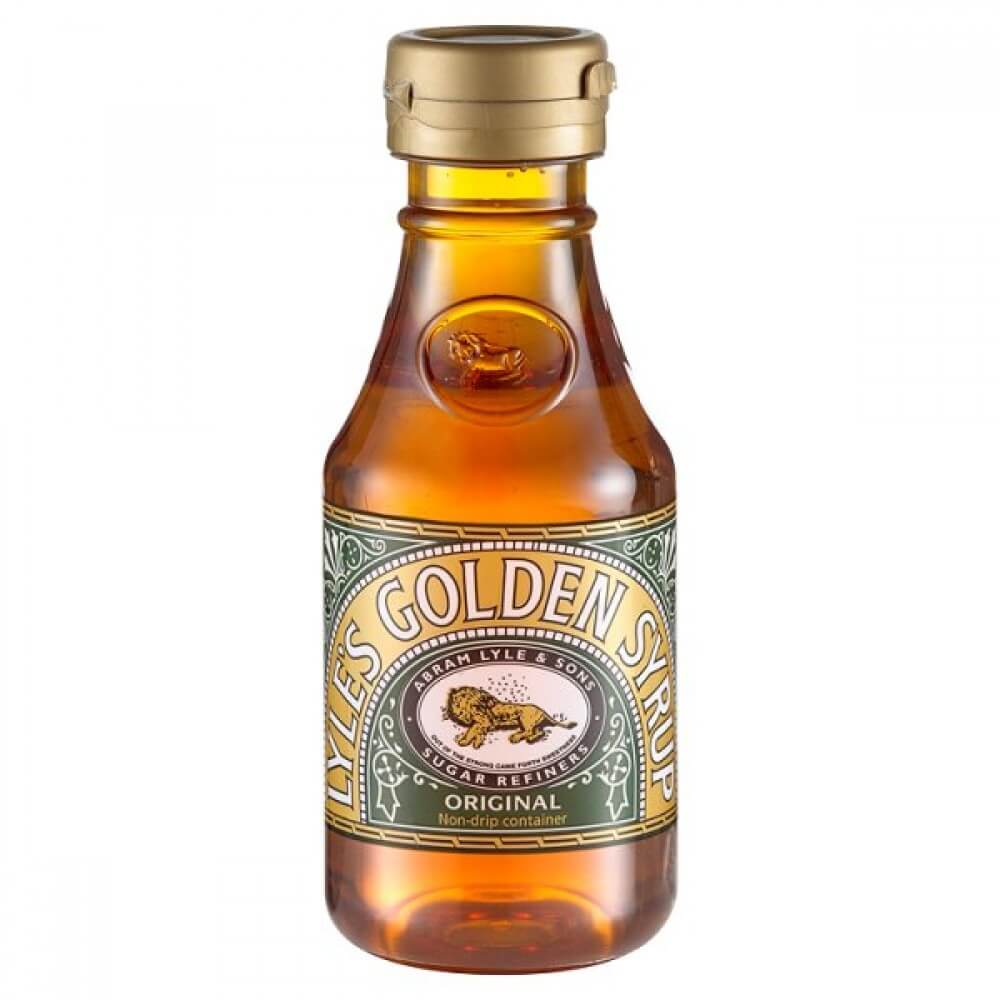 Tate and Lyle Golden Syrup - Non Drip Bottle (CASE of 12 x 454g)