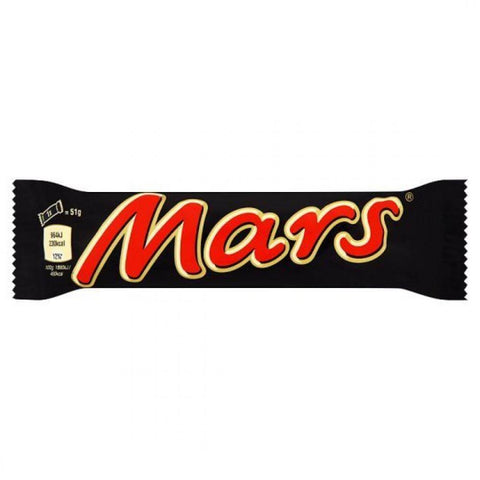 Mars Bar (CASE of 48 x 51g)