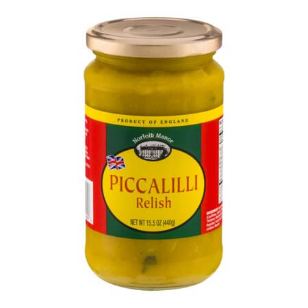 Norfolk Manor Piccalilli Relish (CASE of 6 x 440g)