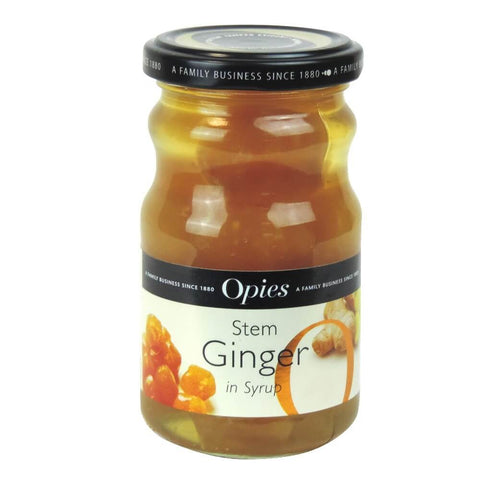Opies - Stem Ginger in Syrup (CASE of 6 x 280g)