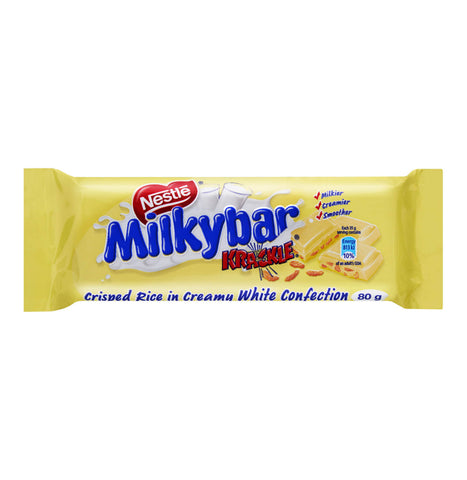 Nestle Milkybar Krackle (Kosher) (CASE of 24 x 80g)