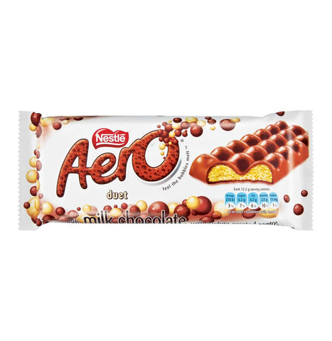 Nestle Aero Duet Large Bar (Kosher) (CASE of 24 x 85g)