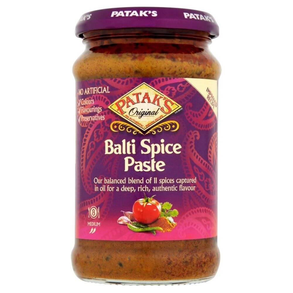 Pataks Curry Paste - Balti Spice  (CASE of 6 x 283g)