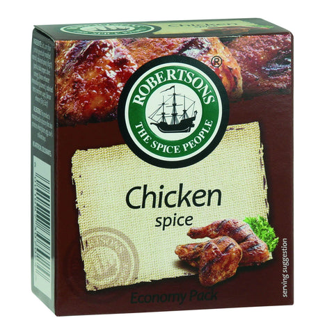 Wholesale Robertsons Chicken Spice Refill Box (CASE of 10 x 84g)