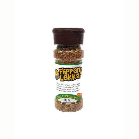 Flippen Lekka Spice - Original Multi-Purpose Spice (CASE of 12 x 100ml)