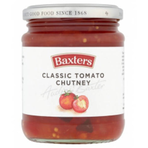 Baxters Chutney - Classic Tomato  (CASE of 6 x 270g)