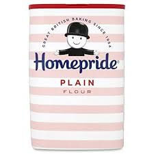 Homepride Flour - Plain (CASE of 10 x 1000g)