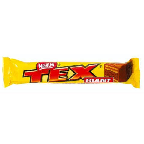 Nestle Tex Bar - Giant (Kosher) (CASE of 24 x 58g)