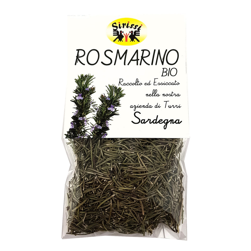 Dried Sardinian Rosemary 15g