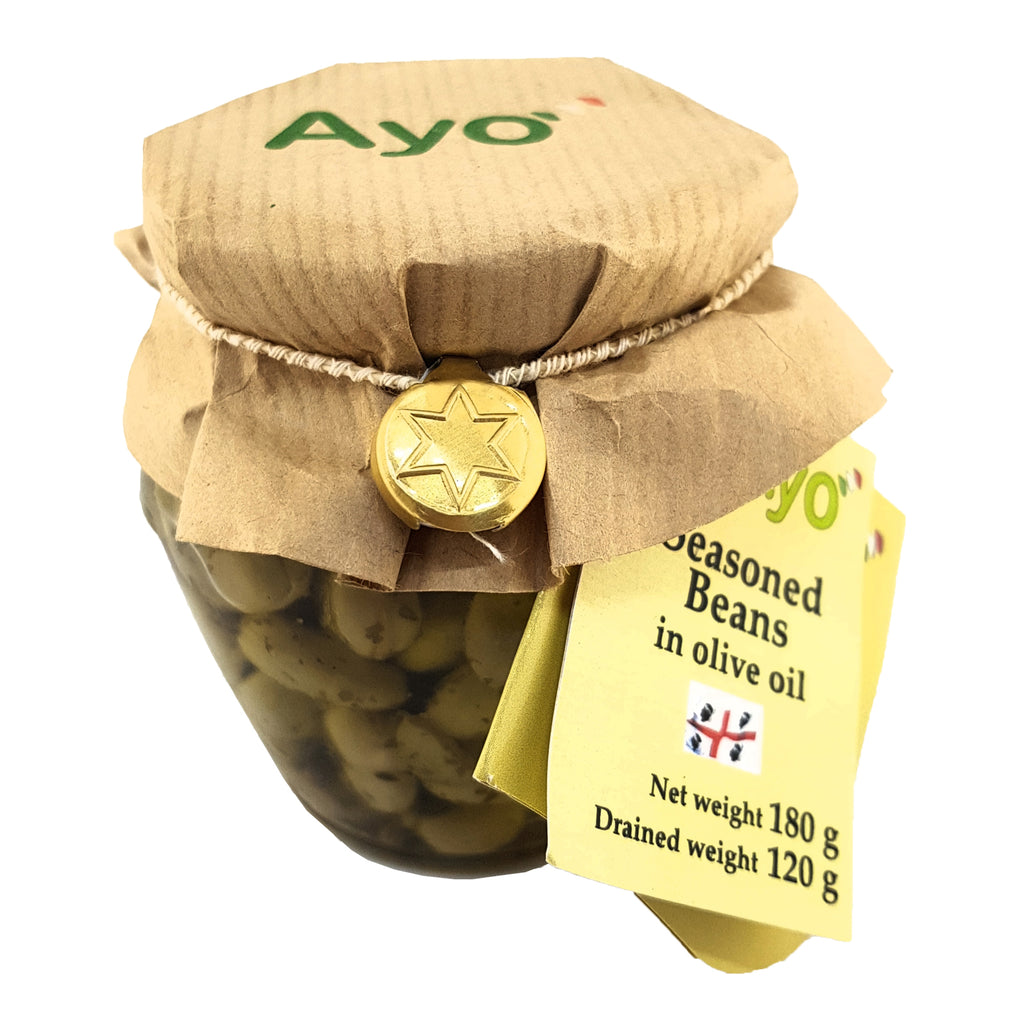 Ayo - Seasoned Beans 180g