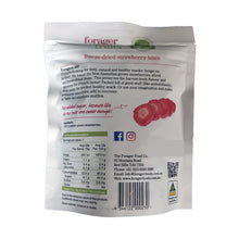 Load image into Gallery viewer, Forager Fruits Freeze Dried Strawberries 15g