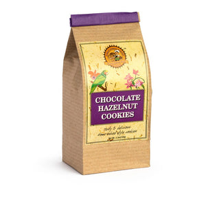 Baked Cookies - Chocolate Hazelnut Filled (10-Pack)