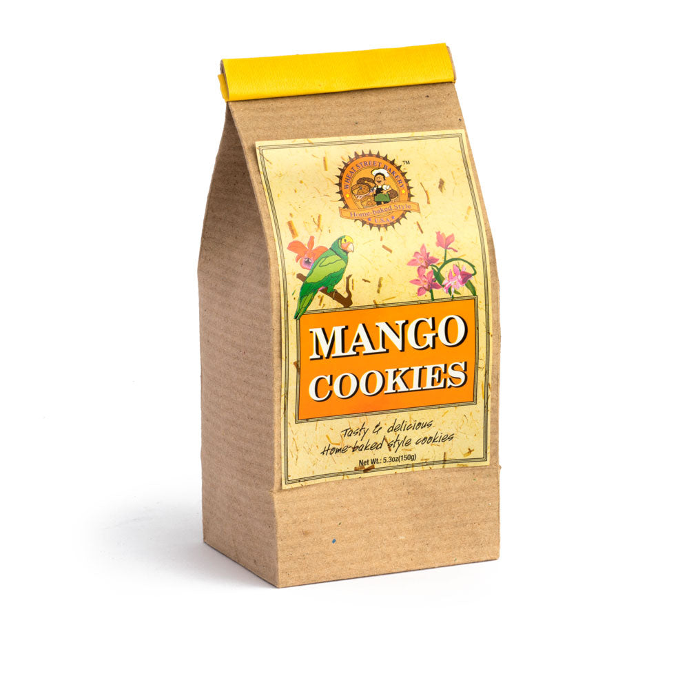 Baked Cookies - Mango Filled (10-Pack)