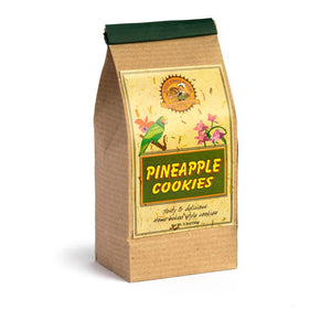 Baked Cookies - Pineapple Filled (10-Pack)