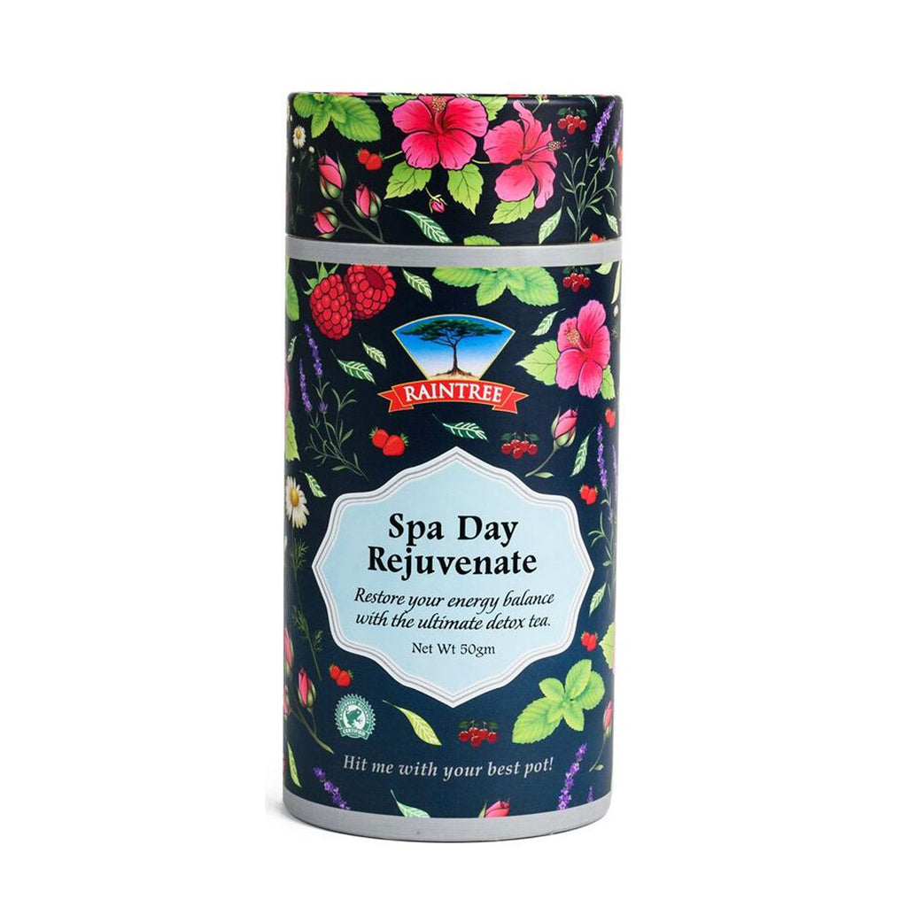 Spa Day Rejuvenate Tea 50g
