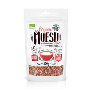 Bio Muesli Crunchy With Superfoods (Baked) 200g