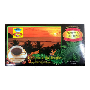 Coffees Of The Tropics (Paradise Collection)