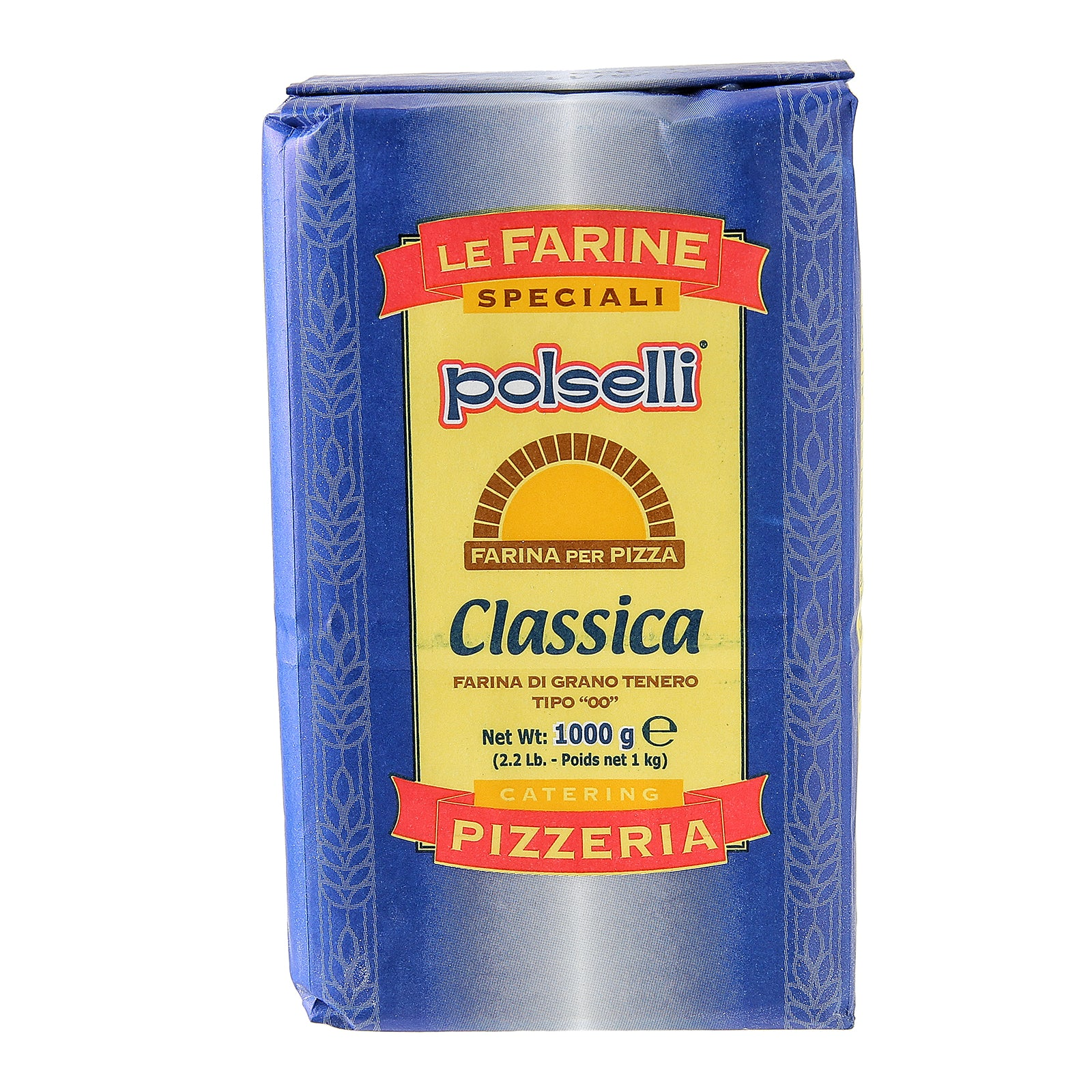 Classic Soft Wheat Pizza Flour 1kg