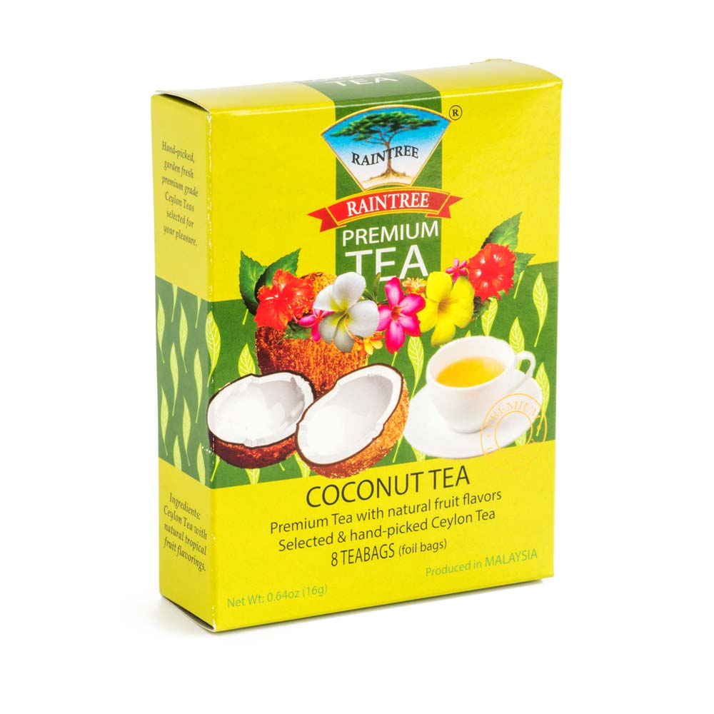 Coconut Tea (8/100 teabags)
