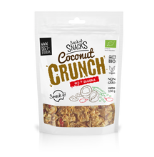 Load image into Gallery viewer, Bio Coconut Crunch With Goji Sezam 150g