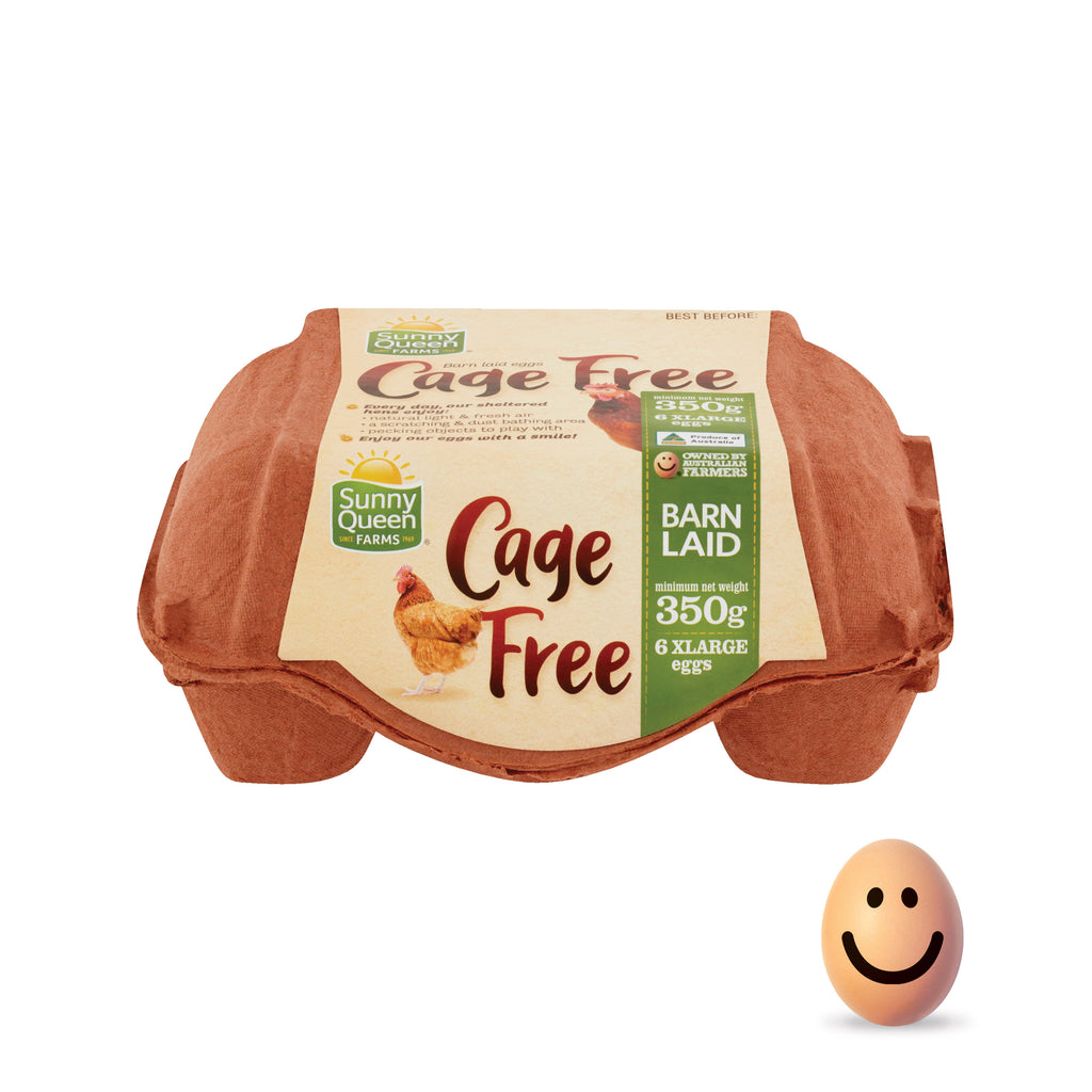 Cage Free Eggs (XL 6S/ L 12S/ XL 12S)