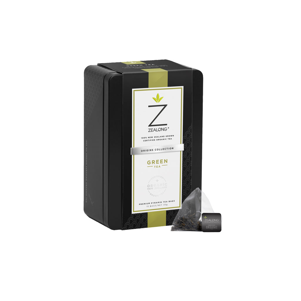 Zealong Organic Green Tea New Zealand