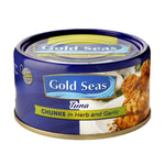 Yellowfin Tuna Chunks in Herb and Garlic 185g