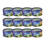 [Carton Deals] Yellowfin Tuna Chunks 185g x 12 (Assorted Flavour)
