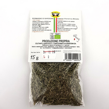 Load image into Gallery viewer, Dried Sardinian Rosemary 15g