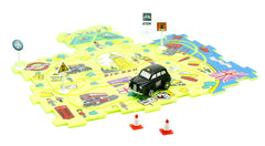 Puzzle Cars - London Taxi